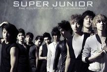 Super Junior ELF / by Charissa