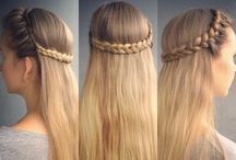 Hair<3  / Do's, don't's, products and more / by Danirose Sanchez