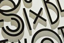 Typography / by Sprecasanti Rebecca