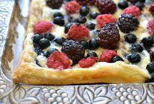 Pies/ Tarts/ Galettes