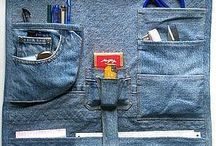 Denim/old jeans