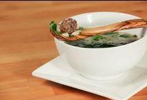 Zuppa / Soup recipes