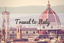 Travel to Italy / Travel to Italy. Fall in love. Find inspiration for where to go and what to see on this board