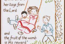 Bible Crafts & Ideas / by Rosa Ramirez