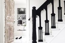 Stairs & Staircases / Inspiration and great ideas for your home stairs   and the staircase area (which is usually considered a challenging factor in feng shui).