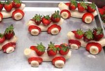 Clever food art / Just really clever things you can do with food!