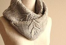 Knitting patterns - Cowls