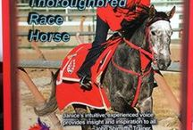 How to Exercise a Thoroughbred Race Horse / This book explains how to take a Throughbred race horse to the race track and back safely.
