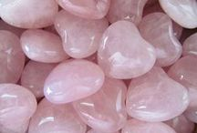 Pink & Magenta Stones / Nature wonders in pink :) gemstones, crystals rocks, minerals, etc / by Rodika Tchi | Feng Shui