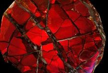 Red Color Stones / by Rodika Tchi | Feng Shui