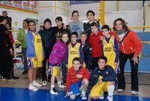 2013: 3x3 Benèfic María Pina / El 27 de desembre de 2013 assistírem a un torneig de 3x3, invitats per María Pina i el CB Genovés, en el qual l'objectiu era passar-ho bé per ajudar a ASPROMIVISE i a l'associació Ayuda Adrián. Els dos objectius van estar aconseguits i vam viure un matí màgic de bàsquet, solidaritat i companyonia. Gràcies, Dani, per organitzar-nos tan bé. Gràcies María, per pensar en nosaltres.