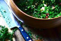 Salads / by Rodika Tchi | Feng Shui