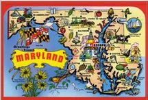 Baltimore and My Maryland Memories / by Linda