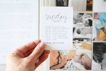 Project life/scrapbooking