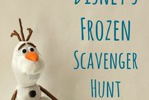 Frozen Ideas / Need some multi-sensory ideas for R blends? How about a Frozen theme?