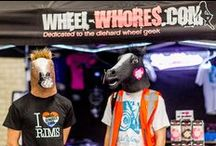Wheel Whores - Knocking Shop (Pop-Up Show Booth) / Wheel Whores Show Booth