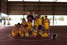 PARTITS 2014-15: alevins / Els alevins són xiquets i xiquetes nascuts entre 2003 i 2004. El seu entrenador és Tono Castelló. Ací podreu trobar les fotos dels partits que juguen la temporada 2014-15.