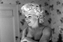 Marilyn / by Zoe Whitehouse