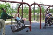 sin barreras / Un mundo sin barreras accesible para todas las personas con necesidades especiales