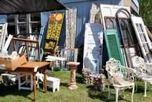 *Antique Show Trip* / Antique Show in Round Top, TX / by Kristyn Leigh