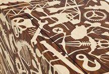 Trend: Marquetry