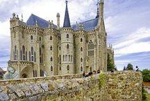 castillos españa / castillos y palacios