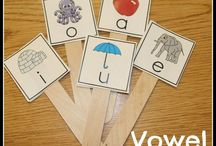 Vowel Intensive / Mastery of short vowels