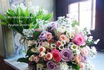 Wedding flowers / Wedding flower arrangements