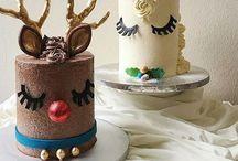 CAKES Christmas