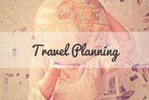 Travel Planning / How to plan your travels - All the tools, tips and advice you need pinned in one place!