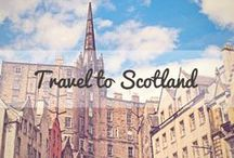 Travel to Scotland / A collection of the best tips and travel guides to help you plan your visit to Scotland