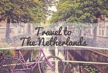 Travel to The Netherlands / A collection of the best tips and travel guides to help you plan your visit to The Netherlands