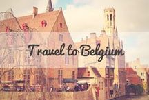Travel to Belgium / A collection of the best tips and travel guides to help you plan your visit to Belgium