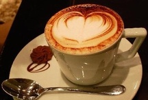 """Coffee Time / """"A cup of coffee shared with a friend is happiness tasted and time well spent.""""  / by tania duke"""