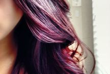 Hair / Fun ideas for my hair! / by Katelyn Davis