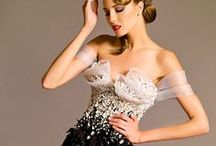 ♕ Fashion - Gown With the Wind Serendipity ♕ / •❈• This are gowns and other fabulous outfits that I think a modern Scarlet O'Hara would wear. Various Fashion Designers  •❈• / by Mr and Mrs White
