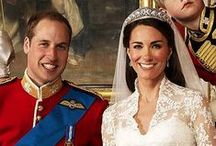 ♕Royal Serendipity - Duke and Duchess of Cambridge♕ / Prince William and Kate / by Mr and Mrs White