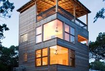 Timber Homes with Style / Designer homes featuring the world's most durable building material: timber.
