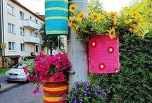 Reciclaje Creativo / Naturaleza - tecnología - Desarrollo sostenible. www.ecotelhado.com.co