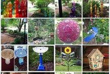 Gardening Projects and Ideas / by Stephanie Storey