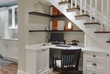 built-ins / custom carpentry / by Roger Wade