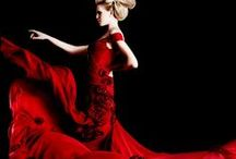 •❈•♕ Fashion - Ravishing in Red Serendipity ♕•❈• /  •❈•  Ravishing gowns and other fashion items in shades of red.  15 pins at a time, no daily max. Please do not invite anyone to the board.  Do not pin items for sale unless the link is removed and you have discussed it with me. Thanks! #FashionSerendipity #Fashion and #Designer #Style •❈•
