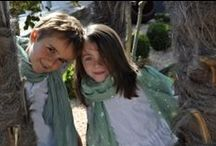 Fulares para niños / Nenonchos apuesta por los fulares como complemento ideal para niñas y niños
