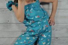 Monos para niñas / La prenda del verano no son los vestidos ni los shorts, este año pon a tus nenonchas monísimas con MONOS!!