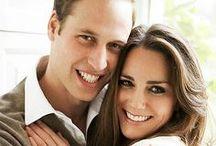 Kate / Kate uit Engeland met William en kind en familie