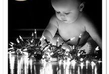 photo bébé de Noël