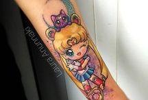 Sailor Moon Tattoo Ideas