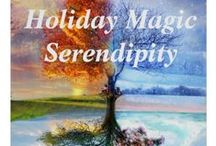 ...•❈•♕Holiday Magic Serendipity♕•❈•... / Holiday Magic Serendipity! Leave a message on my Message Board to join. Limit pins to your favorite DIY, CRAFT and RECIPE projects.Try and stick to upcoming holidays according to the calendar year. 15 at a time, no daily max. No items for sale at this time. Thanks