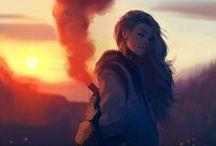 adventure / storyteller / characters, stories, adventure, truth, inspiration