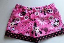 Little Miss & Little Mr clothing / Dresses, shorts, hats etc! all hand made with LOVE!